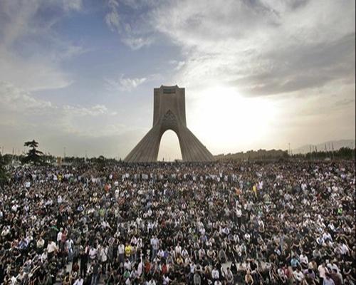tehranprotest